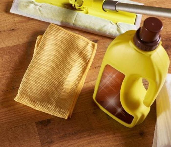 Solved The Best Way To Clean Hardwood Floors Servpro Of Oxon Hill